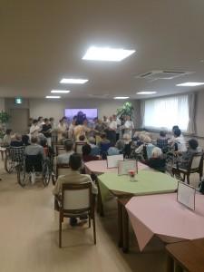 港南台教会コーラスH27,7